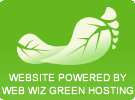 Powered By Web Wiz Green Hosting